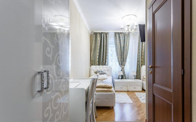 Отель Roomp Romenskaya Санкт-Петербург удобства в номере