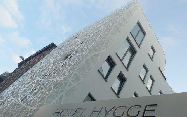 Hygge Hotel вид на фасад