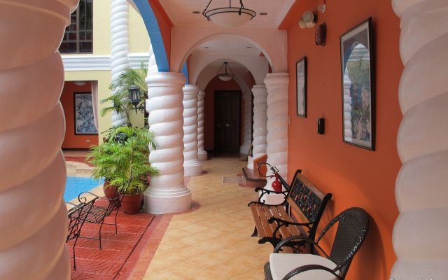 Отель Marco Vincent Dive Resort вид на фасад