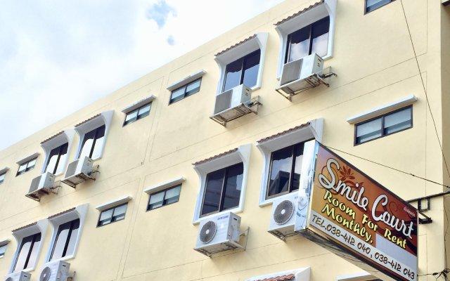 Отель Smile Court Pattaya Паттайя вид на фасад