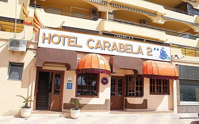 Hotel Carabela 2 вид на фасад