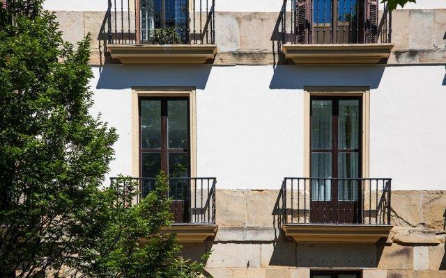 Отель Pensión Bule Испания, Сан-Себастьян - отзывы, цены и фото номеров - забронировать отель Pensión Bule онлайн вид на фасад