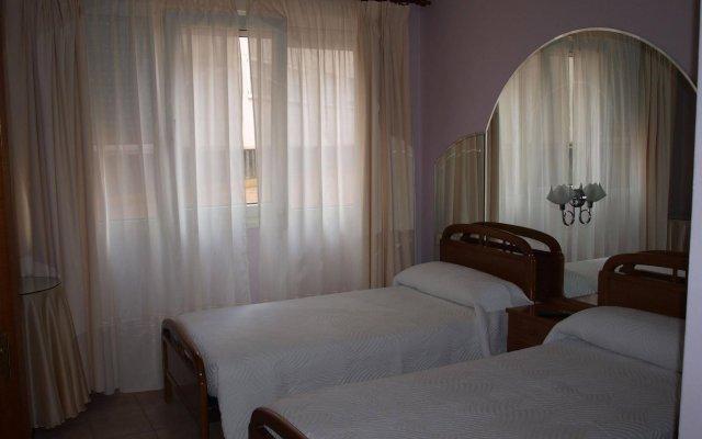 Hotel Francisco Javier комната для гостей