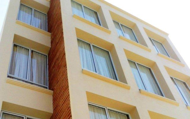 Отель Coco Gili Beach House Мальдивы, Мале - отзывы, цены и фото номеров - забронировать отель Coco Gili Beach House онлайн вид на фасад