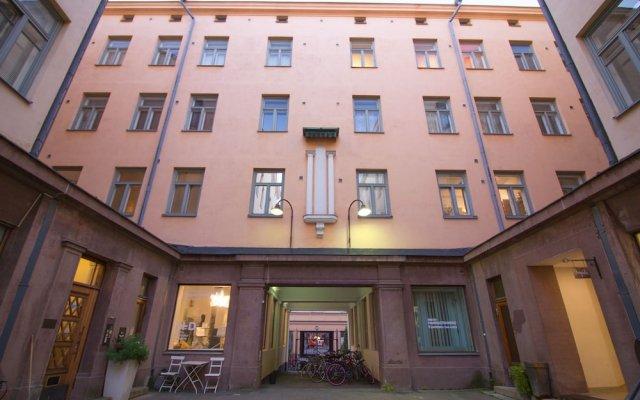 Отель 2ndhomes Iso Roobertinkatu Apartment 2 Финляндия, Хельсинки - отзывы, цены и фото номеров - забронировать отель 2ndhomes Iso Roobertinkatu Apartment 2 онлайн вид на фасад
