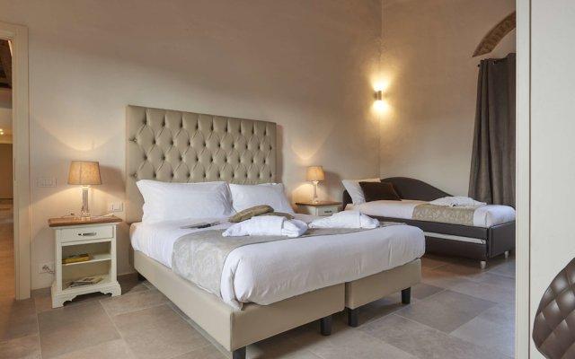 Отель Panoramic Suites Cavour 34 Италия, Флоренция - отзывы, цены и фото номеров - забронировать отель Panoramic Suites Cavour 34 онлайн комната для гостей