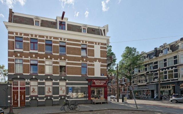 Апартаменты Quartier Sud Apartment вид на фасад