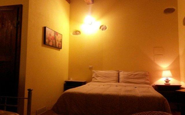 Отель La Coccinella B&B Массароза комната для гостей