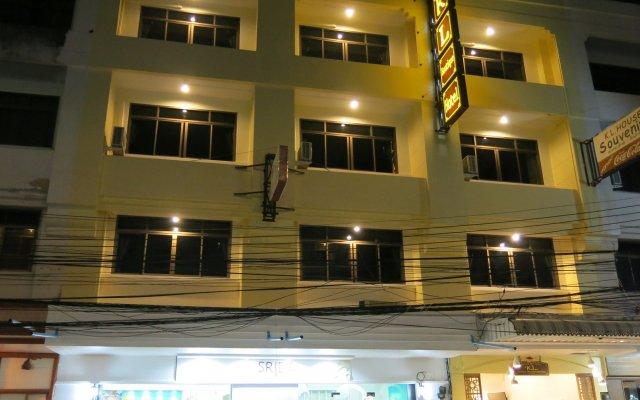 K.L. Boutique Hotel вид на фасад