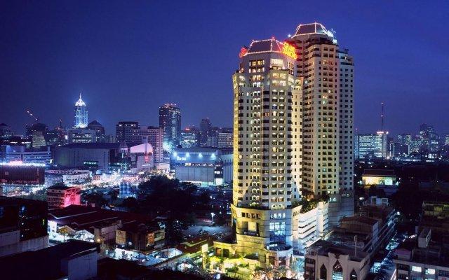 Отель Grand Diamond Suites Hotel Таиланд, Бангкок - отзывы, цены и фото номеров - забронировать отель Grand Diamond Suites Hotel онлайн вид на фасад