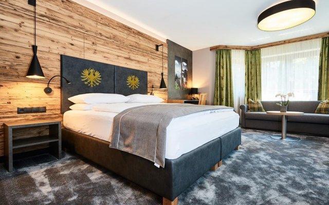 Отель Postwirt Австрия, Зёлль - отзывы, цены и фото номеров - забронировать отель Postwirt онлайн комната для гостей