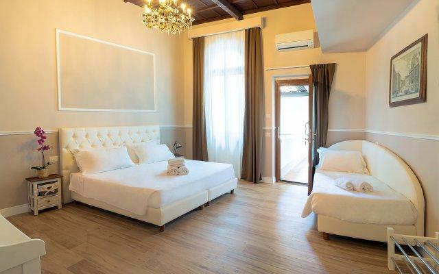 Отель Residenza d Epoca la Basilica Италия, Флоренция - отзывы, цены и фото номеров - забронировать отель Residenza d Epoca la Basilica онлайн вид на фасад