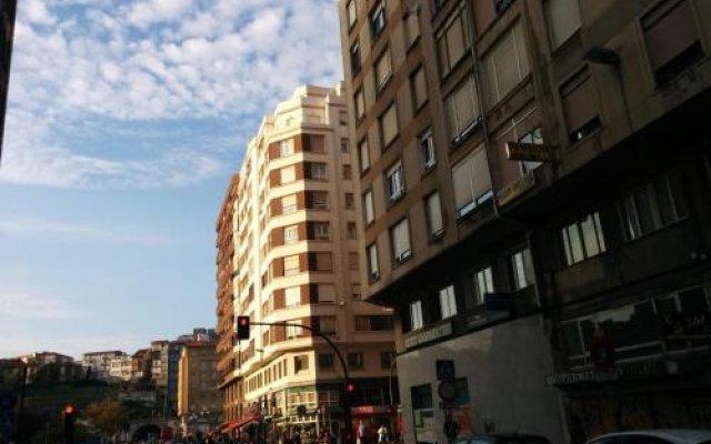 Отель Pension Angelines Испания, Сантандер - отзывы, цены и фото номеров - забронировать отель Pension Angelines онлайн вид на фасад