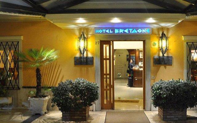 Отель Bretagne Греция, Корфу - 4 отзыва об отеле, цены и фото номеров - забронировать отель Bretagne онлайн вид на фасад