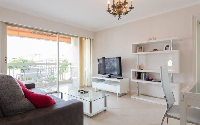 Apartment With one Bedroom in Cannes, With Wonderful City View, Furnis 1