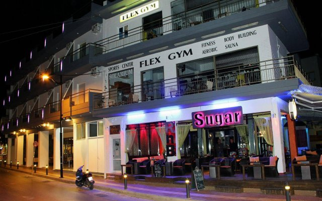 Dimitrion Central Hotel вид на фасад