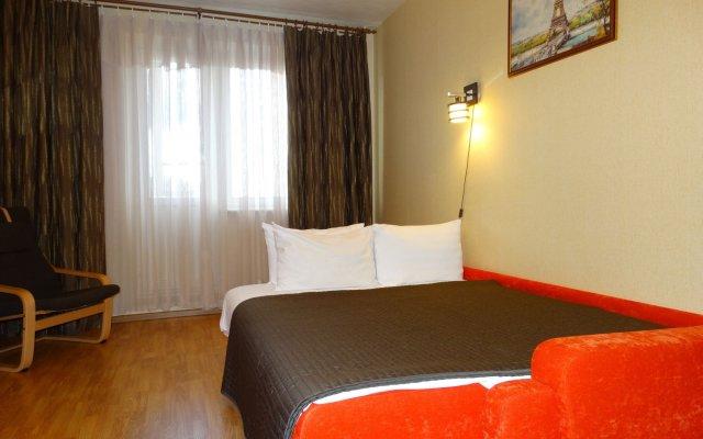 Гостиница Inndays on Polotskaya 25 комната для гостей