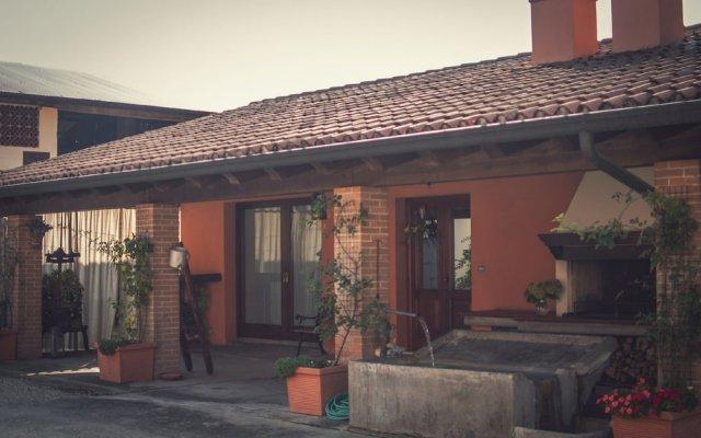 Отель B&B All'Antico Brolo Италия, Виченца - отзывы, цены и фото номеров - забронировать отель B&B All'Antico Brolo онлайн вид на фасад