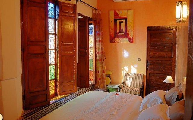 Отель Riad Adarissa Марокко, Фес - отзывы, цены и фото номеров - забронировать отель Riad Adarissa онлайн вид на фасад