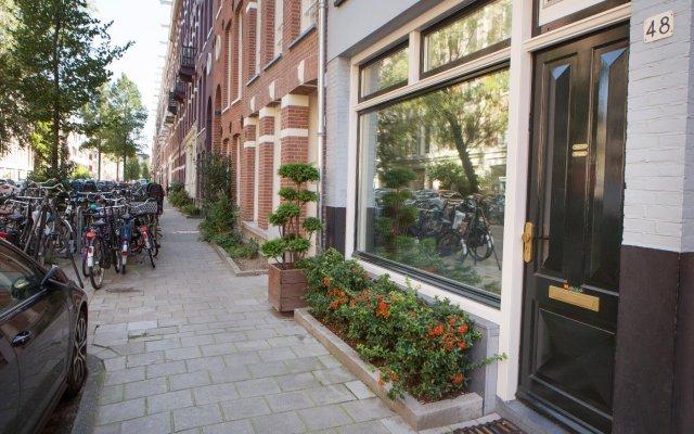 Отель B&B Het Kabinet Нидерланды, Амстердам - отзывы, цены и фото номеров - забронировать отель B&B Het Kabinet онлайн вид на фасад