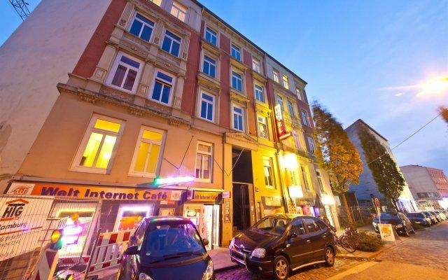 Отель Signature Hotel Königshof Hamburg Innenstadt Германия, Гамбург - отзывы, цены и фото номеров - забронировать отель Signature Hotel Königshof Hamburg Innenstadt онлайн вид на фасад