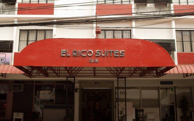 Отель El Rico Suites Филиппины, Макати - отзывы, цены и фото номеров - забронировать отель El Rico Suites онлайн вид на фасад