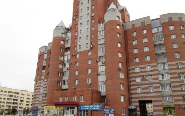 Like Hostel Tula вид на фасад