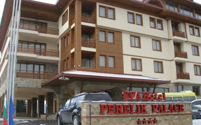 Отель Perelik Palace Болгария, Чепеларе - отзывы, цены и фото номеров - забронировать отель Perelik Palace онлайн вид на фасад