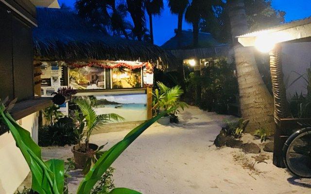 Отель Village Temanuata Французская Полинезия, Бора-Бора - отзывы, цены и фото номеров - забронировать отель Village Temanuata онлайн вид на фасад