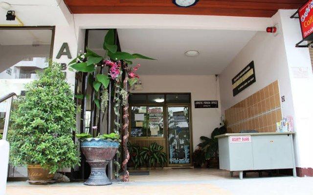 Отель Jomtien Good Luck Apartment Таиланд, Паттайя - отзывы, цены и фото номеров - забронировать отель Jomtien Good Luck Apartment онлайн вид на фасад