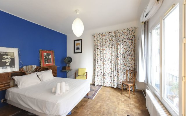 Отель Sacre Coeur Hideaway Франция, Париж - отзывы, цены и фото номеров - забронировать отель Sacre Coeur Hideaway онлайн комната для гостей