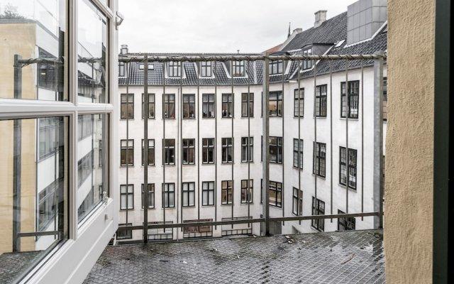 Апартаменты Gammeltorv Apartments вид на фасад