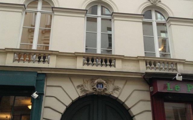 Отель Le 1er Etage Opera Франция, Париж - отзывы, цены и фото номеров - забронировать отель Le 1er Etage Opera онлайн вид на фасад