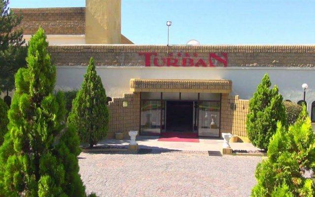 Отель Turban Ürgüp Tatil Köyü Ургуп вид на фасад