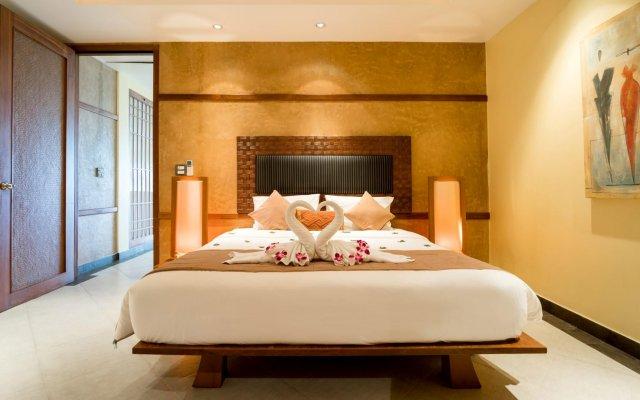 Апартаменты Aspasia Kata Luxury Resort Apartment пляж Ката комната для гостей