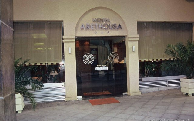 Отель Arethusa Hotel Греция, Афины - 13 отзывов об отеле, цены и фото номеров - забронировать отель Arethusa Hotel онлайн вид на фасад