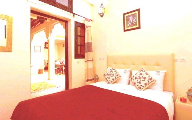 Отель Riad Dar Benbrahim комната для гостей