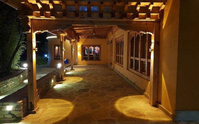 Rema Resort in Paro, Bhutan from 93$, photos, reviews - zenhotels.com hotel front