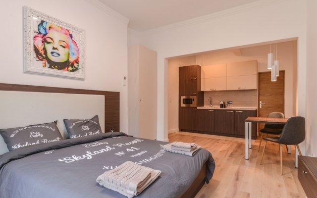 Апартаменты FM Premium Studio - MOCCA Central София комната для гостей