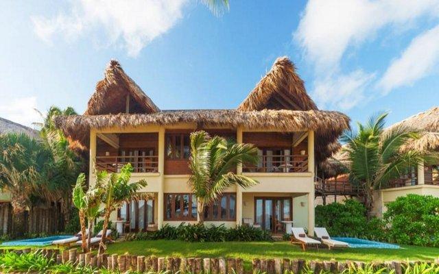 Отель Zoetry Agua Punta Cana All Inclusive вид на фасад