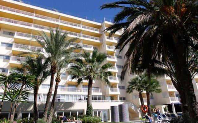 Апартаменты Vista Sol Apartments вид на фасад