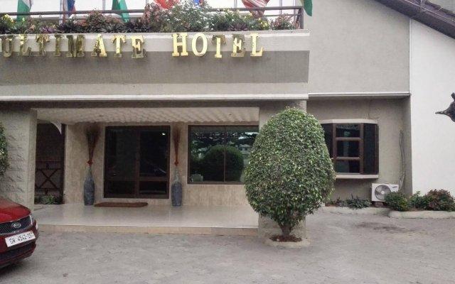 Ultimate Hotel вид на фасад