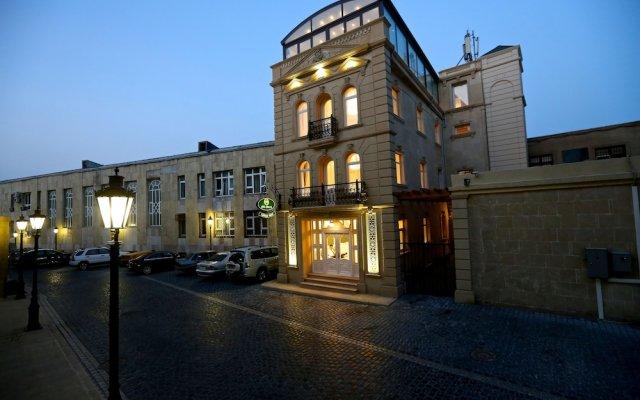 Отель Бутик-отель Old Street Азербайджан, Баку - 3 отзыва об отеле, цены и фото номеров - забронировать отель Бутик-отель Old Street онлайн вид на фасад