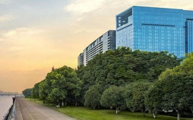 The Azure Qiantang,a Luxury Collection Hotel,Hangzhou вид на фасад