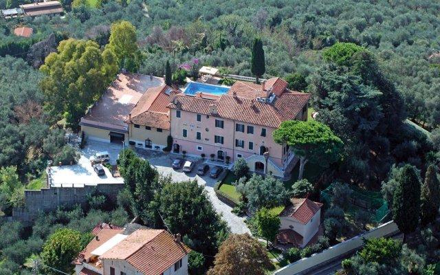 Отель Вилла Gobbi Benelli Италия, Массароза - отзывы, цены и фото номеров - забронировать отель Вилла Gobbi Benelli онлайн вид на фасад