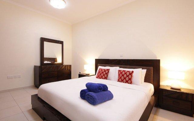 Отель New Arabian Holiday Homes - Residence 8 вид на фасад