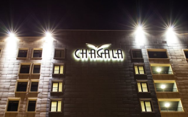 Гостиница Chagala Ural Residence Казахстан, Атырау - отзывы, цены и фото номеров - забронировать гостиницу Chagala Ural Residence онлайн вид на фасад