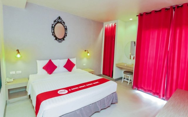 Отель Nida Rooms Patong Beach Bungalow комната для гостей