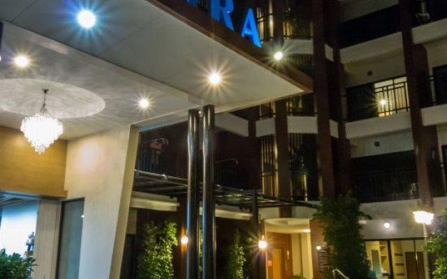 Отель Chitra Suites вид на фасад