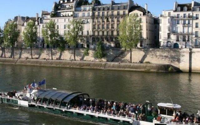 La Seine - Notre Dame Private Apartment